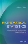 Mathematical Statistics - An Introduction to Likelihood Based Inference