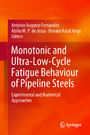 Monotonic and Ultra-Low-Cycle Fatigue Behaviour of Pipeline Steels - Experimental and Numerical Approaches