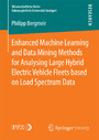 Enhanced Machine Learning and Data Mining Methods for Analysing Large Hybrid Electric Vehicle Fleets based on Load Spectrum Data