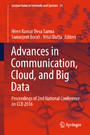 Advances in Communication, Cloud, and Big Data - Proceedings of 2nd National Conference on CCB 2016