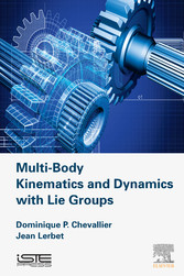 Multi-Body Kinematics and Dynamics with Lie Groups