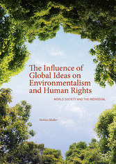 The Influence of Global Ideas on Environmentalism and Human Rights - World Society and the Individual