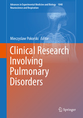 Clinical Research Involving Pulmonary Disorders