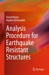 Analysis Procedure for Earthquake Resistant Structures
