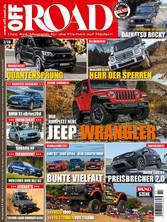 OFF ROAD 02/2018 - Jeep Wrangler